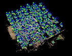 Drone 3d point cloud