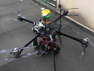 How drones can be used on construction and infrastructure projects