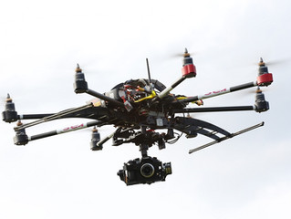 Drone use taking off in construction industry