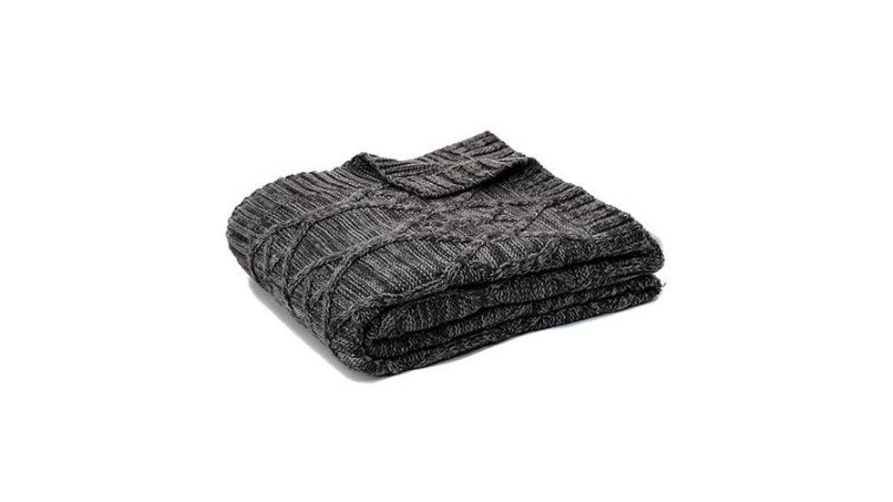 Jeté tricot fudge