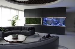 500 Gallon Reef Aquarium