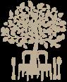Logo feestzaal Saksenboom