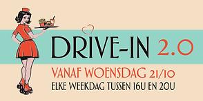 Drive-in 2.0 | Feestzaal Saksenboom