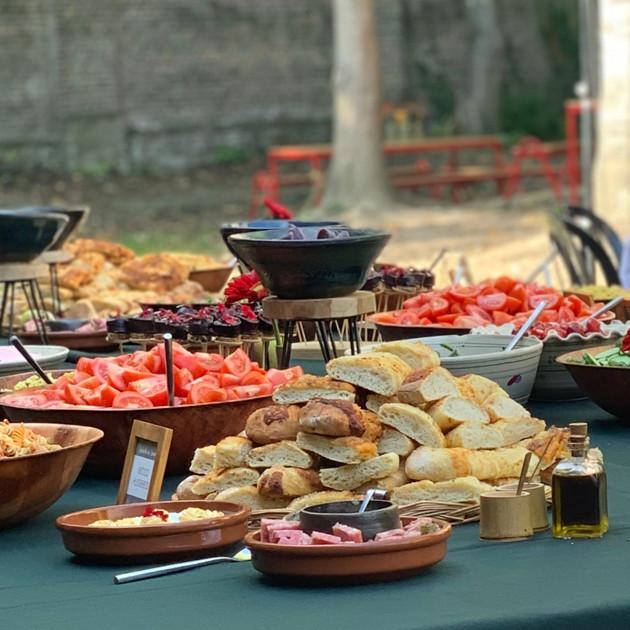 Kiwanis - End of summer party I Dok Noord