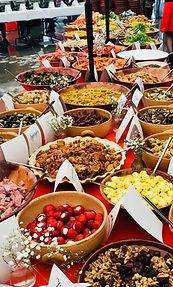 Wereldkeukenbuffet - Catering Korander en Kaneel