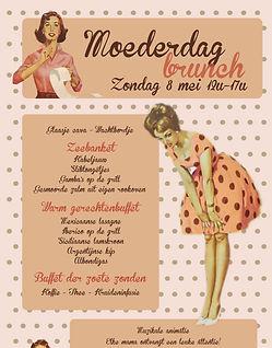 Feestzaal Saksenboom - Moederdagbrunch 2016