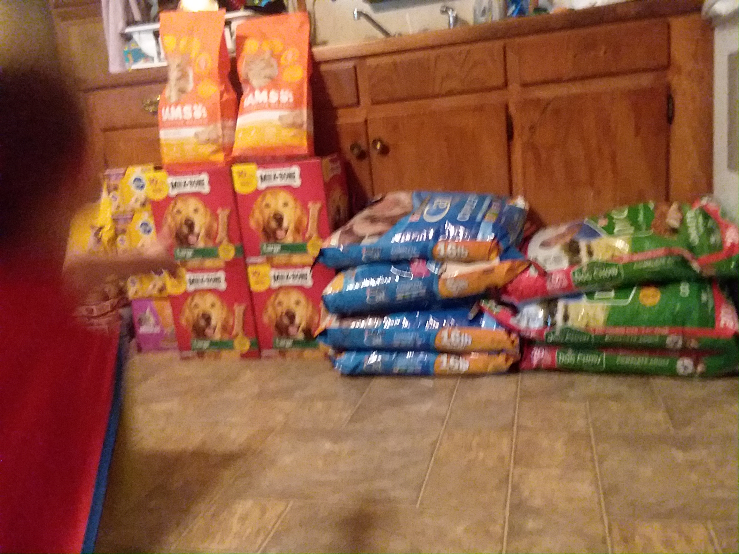 Animal Food Pantry