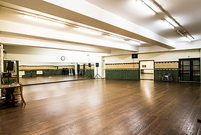 Dance Attic Studios - New Studio