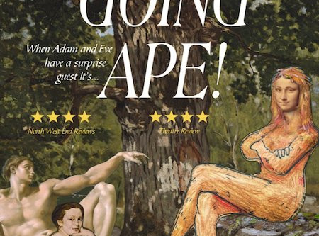Going Ape - A comedy by Andrew Corbet Burcher