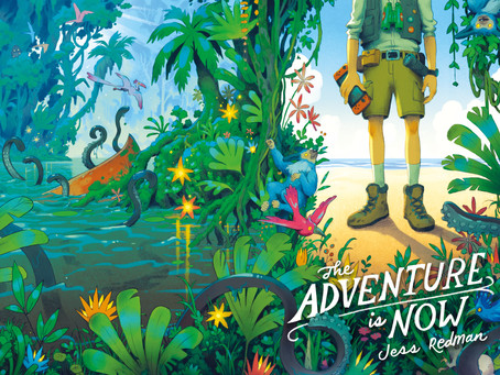 THE ADVENTURE IS NOW is here!