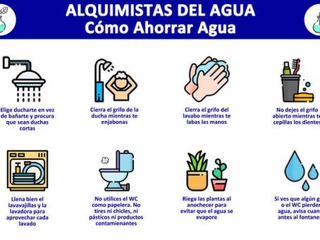ALQUIMISTAS DEL AGUA: POR UNA GESTIÓN EFICIENTE DEL AGUA