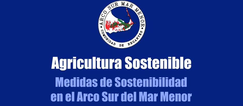 Implementación de Medidas de Sostenibilidad en el Arco Sur Mar Menor