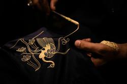 Roghan Silk Art