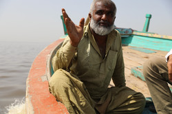 Rohingya Fisherman