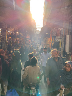 Lahore Old City