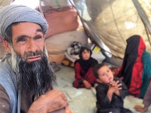 Mazar-el-Sharif, Afghanistan