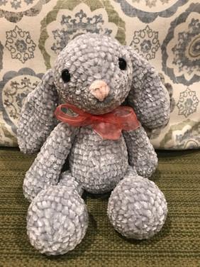 Soft Grey Bunny