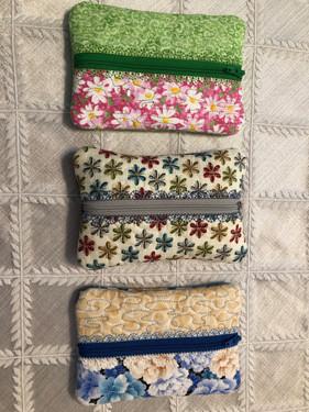 Travel Tissue Zip Bags