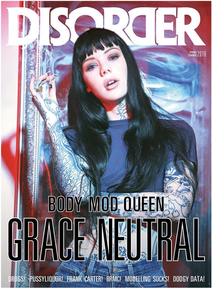 Grace Neuteral Disorder Cover