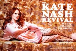 Kate Nash for Disorder