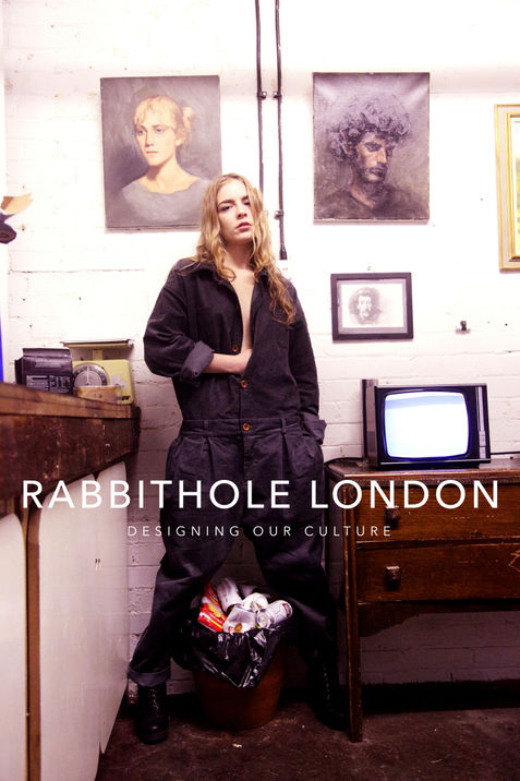 RUBBITHOLE LONDON