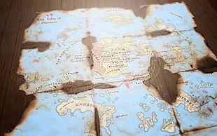 Damged Map