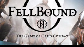 FellBound available to play at UK Games Expo 2019