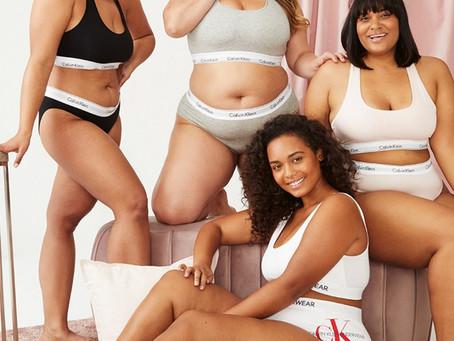 Calvin Klein Underwear lança linha plus size no Brasil