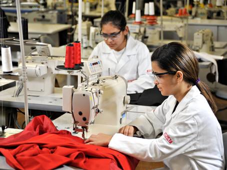 Senai Têxtil abre inscrições para bolsas de estudos