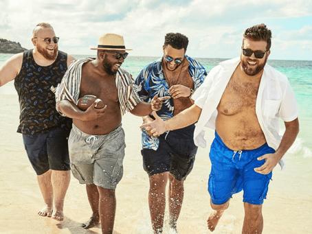 As batalhas do mercado de moda masculina plus size
