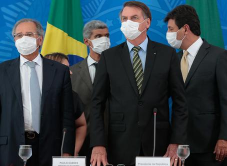 Bolsonaro autoriza que empresas deixem de pagar funcionários por 4 meses