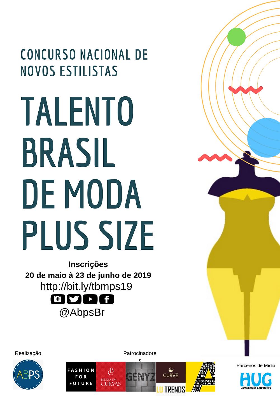 Associação Brasil Plus Size lança concurso para novos estilistas