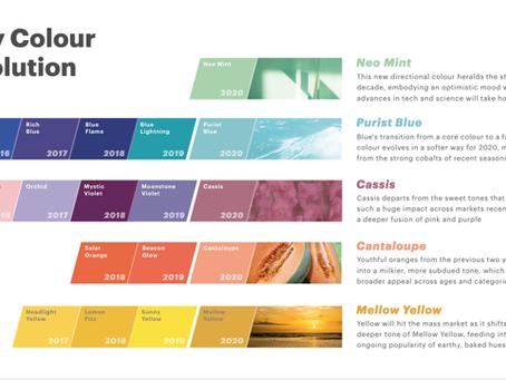 WGSN revela a cor do ano 2020, alinhada às novidades que esse ano reserva para o mundo