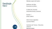Concurso Talento Brasil Plus Size divulga lista de classificados para a final.