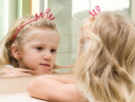 Imagem corporal: 38% das meninas de 4 anos estão insatisfeitas com seus corpos