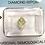 """Thumbnail: Diamante Talla """"cometa"""" """"Kite"""" Fancy Light Yellow 0,92 ct"""