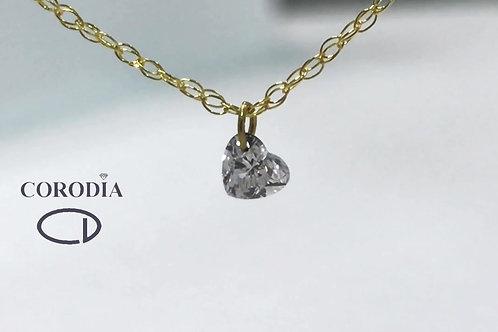 Diamante talla corazón 0,15