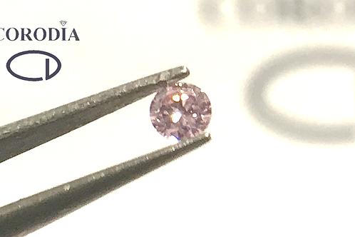 Fancy Pink Diamond 0,04 ct