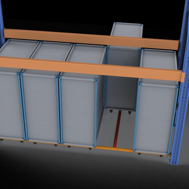 выдвижные шкафы FLEXIBOX
