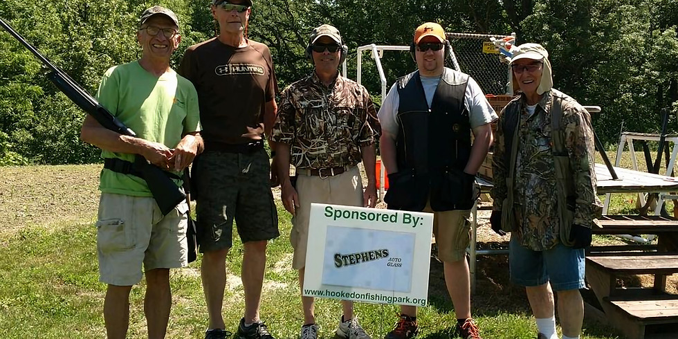 Clay Shoot Fundraiser