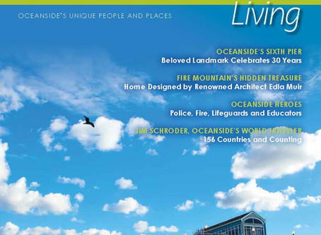 Best of Oceanside Living Magazine