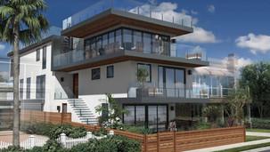 Oceanside Residence