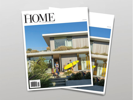 Southbay HOME Magazine features Joseph Spierer | Spring 2021