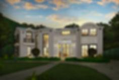 7816-Benveniste Residence Front -02-12-2