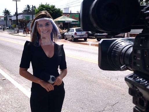 Conheça a jornalista Aline Galdino: vida pessoal e carreira na TV