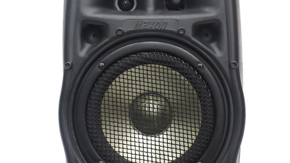 Caixa Acústica Supertech Pe8 Turbinada Fal8.Dour.Ti.Passiva.124wref