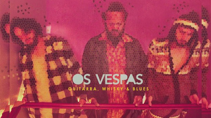 CD Guitarra, Whisky e Blues - Os Vespas
