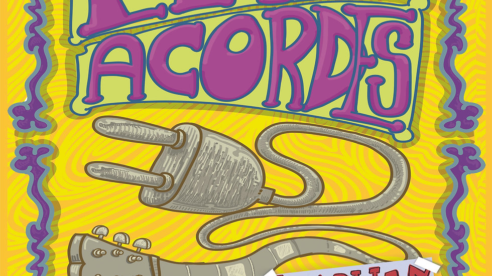 CD Insanos - Eletroacordes