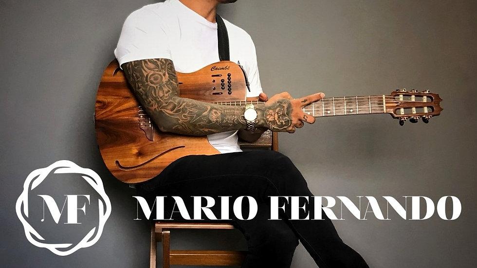 Cd Mário Fernando 50 melhores de Barzinho