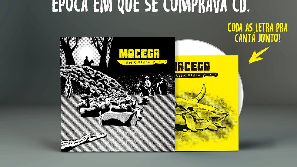 CD Macega Rock Brabo